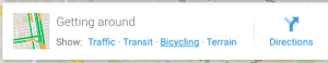 Google Cycling