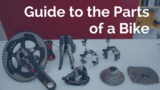 The Parts of a Bike: Your Guide to the Details