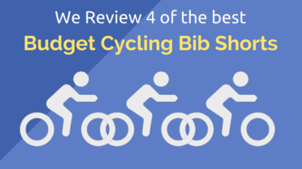 Cycling Shorts Review: 4 of the Best Budget Bibs