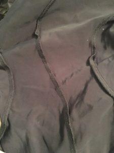 Cycling Flat Stitching